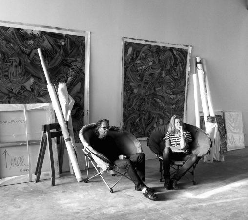 Judy Millar Artist Portrait