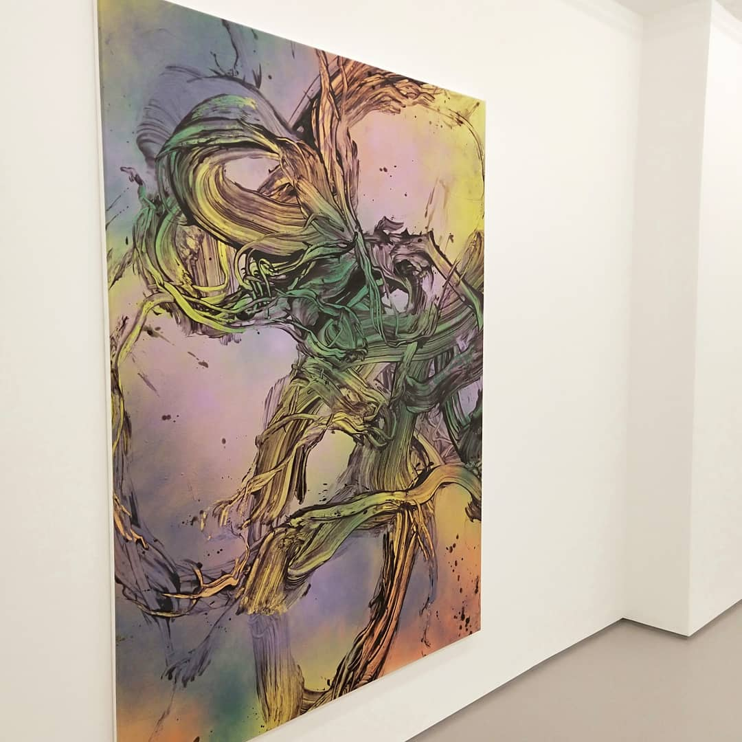 Fold Gallery Judy Millar